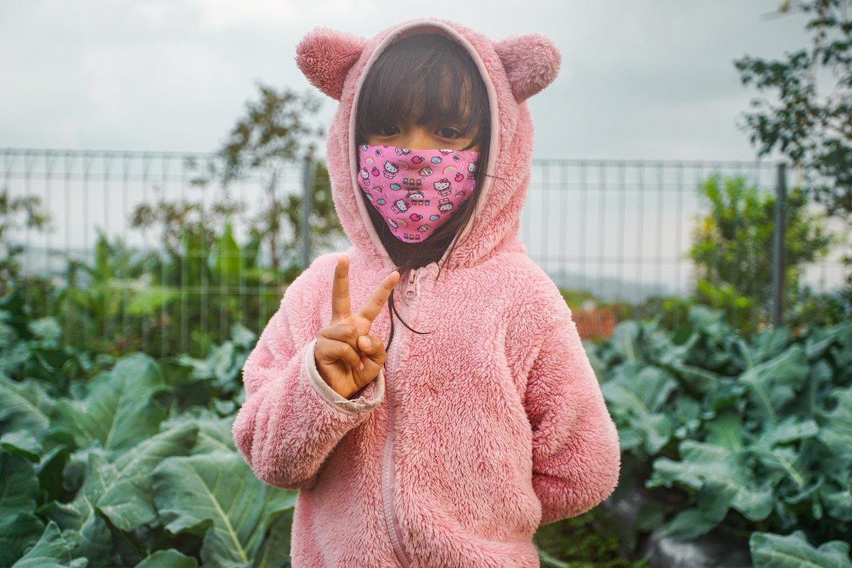 可愛いマスクで子供も大喜び!今、売れているキャラクターマスク6選