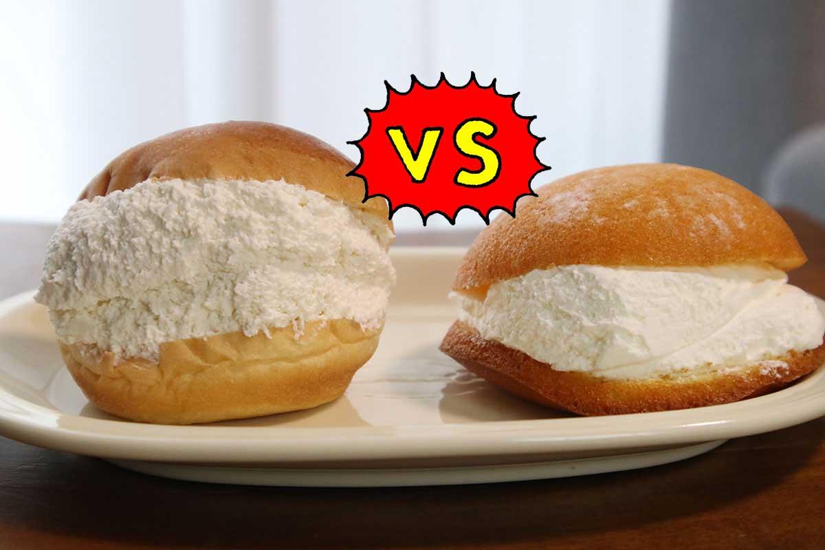 【セブンイレブンvsファミマ】マリトッツォ、買うべきはどっちのコンビニ?カロリーや味など徹底比較
