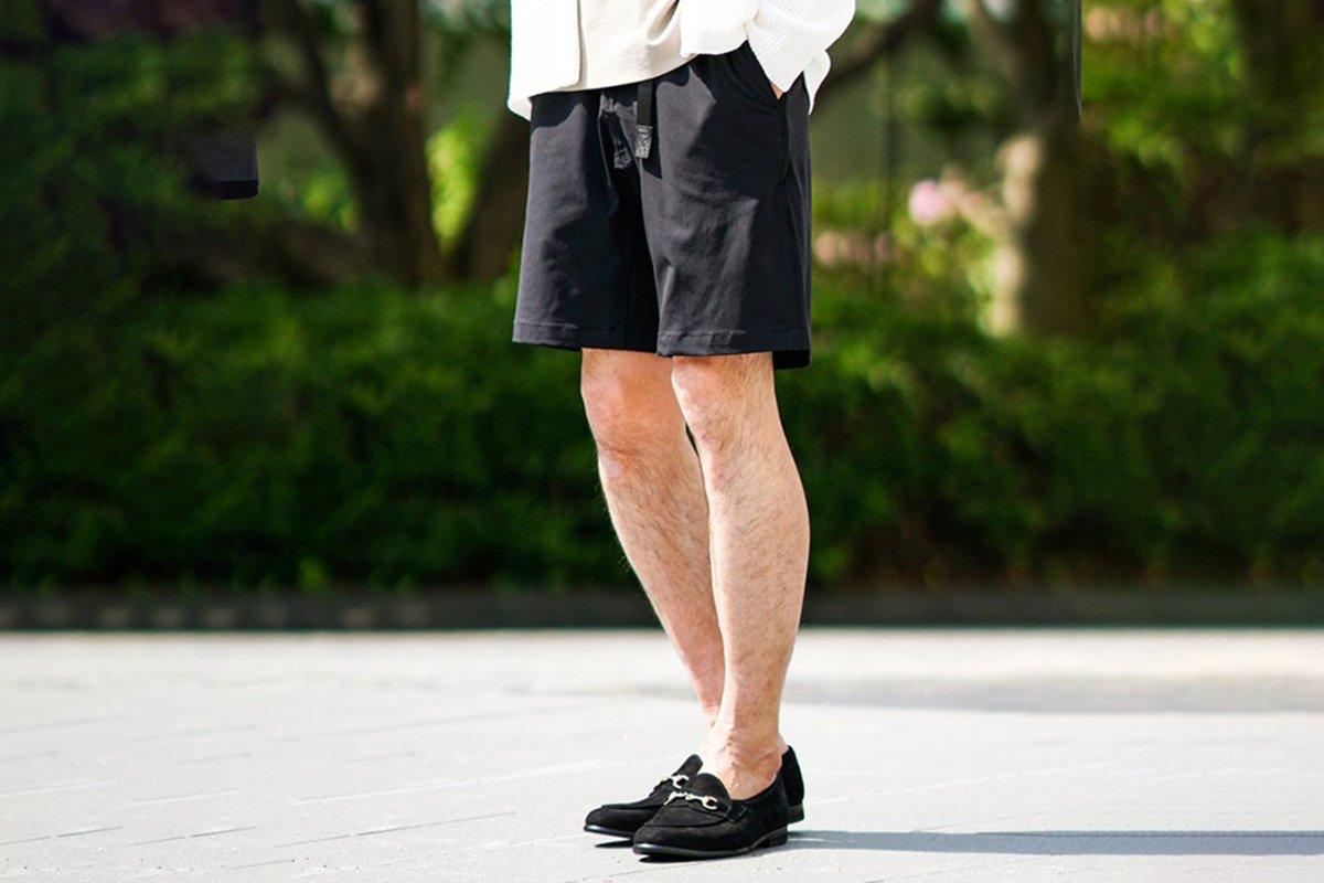 いつもの短パンコーデを格上げ。夏こそ履きたいローファー3選