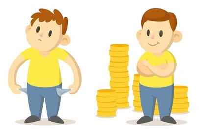 お金持ちとの違いは何? 貯まらない人が「やっていないこと」