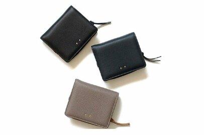 収納力も◎ ミニバッグにしっかり入る「コンパクトな財布」7選