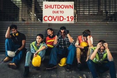 米国失業保険申請件数の衝撃、新コロナ不況による大失業時代突入