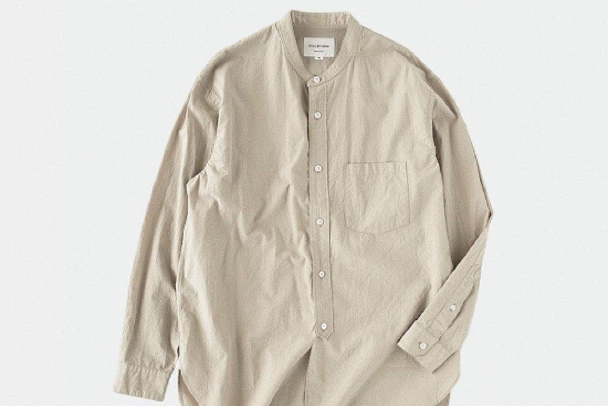 長袖派へ送る「夏でも着られるシャツ」4選