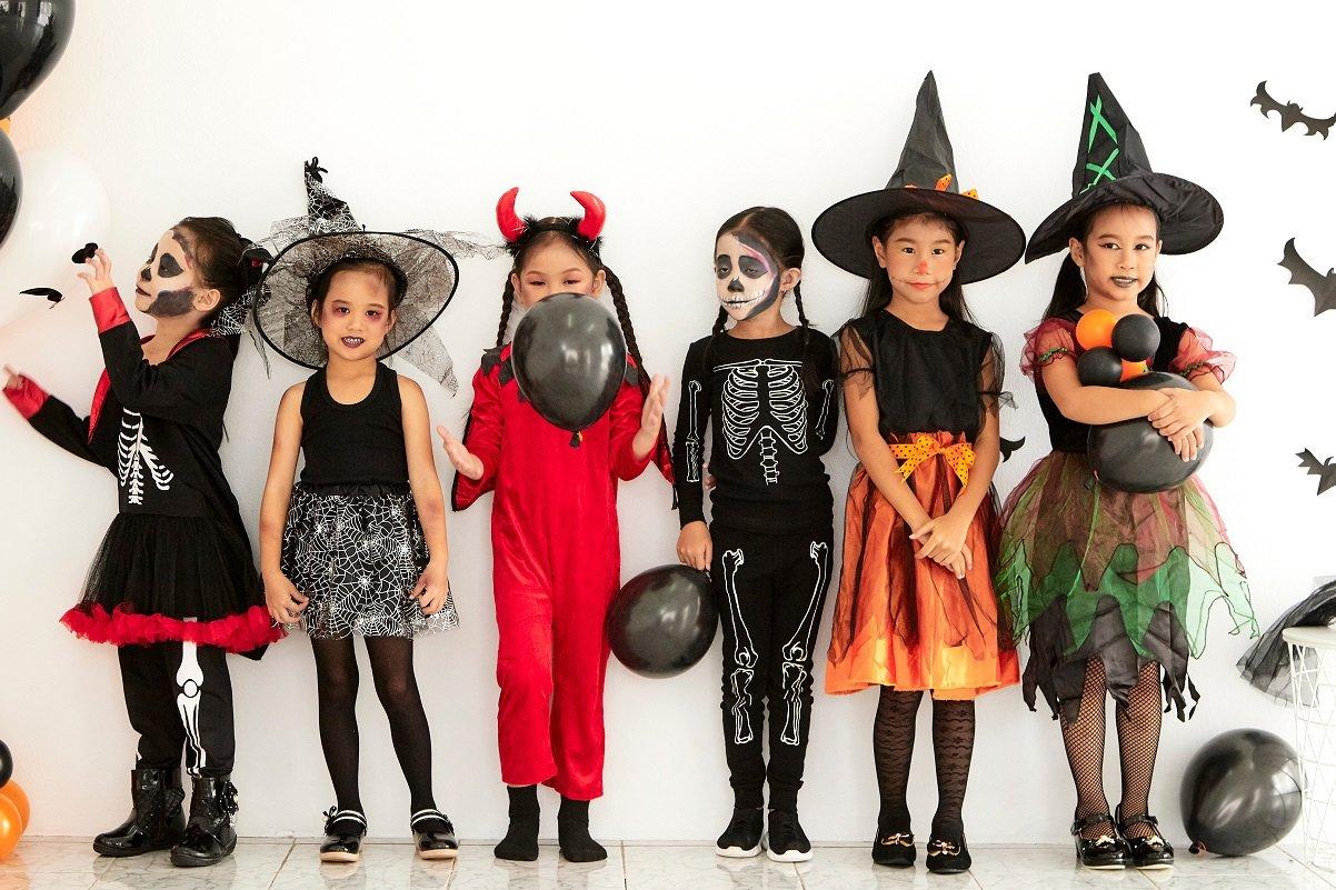 今年のハロウィンは、どんちゃん騒ぎからアットホームなイベントに様変わり?