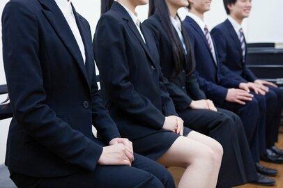 就活生の黒いリクルートスーツはNG? 面接慣れしたビジネスパーソンはどこを見るか