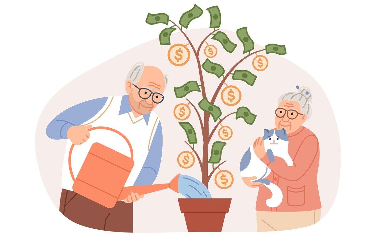 【60代】貯蓄2000万円以上の世帯は?老後資金を増やす方法