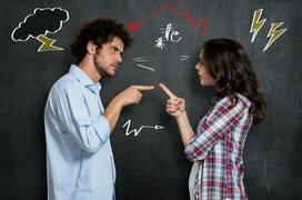 男の言い分、女の言い分。離婚の法的場面で認められやすいのは、どっち?
