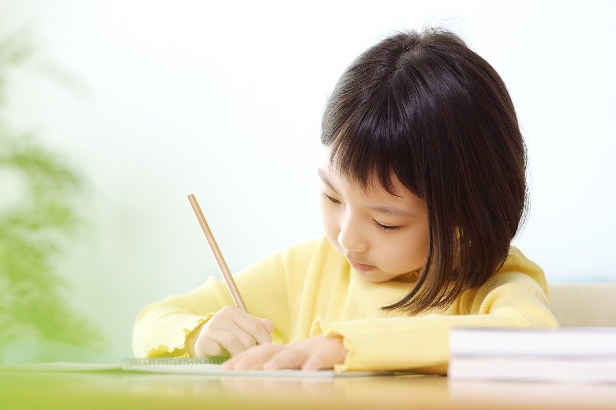 ジャポニカ学習帳5mm方眼に見る今どき小学生のノート事情