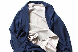 「アウター」としてのシャツ選び。Tシャツに気軽に羽織れる3枚を集めました