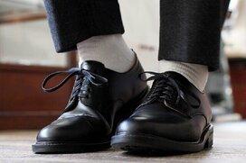 なんでもござれの革靴って? オールマイティーな「プレーントゥ」6足