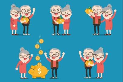 お金持ちは高齢者?貯蓄4000万円以上世帯の比率にビックリ