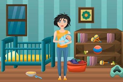 「子育てを楽しむ」がツラい… ポジティブになれない私は母親失格?