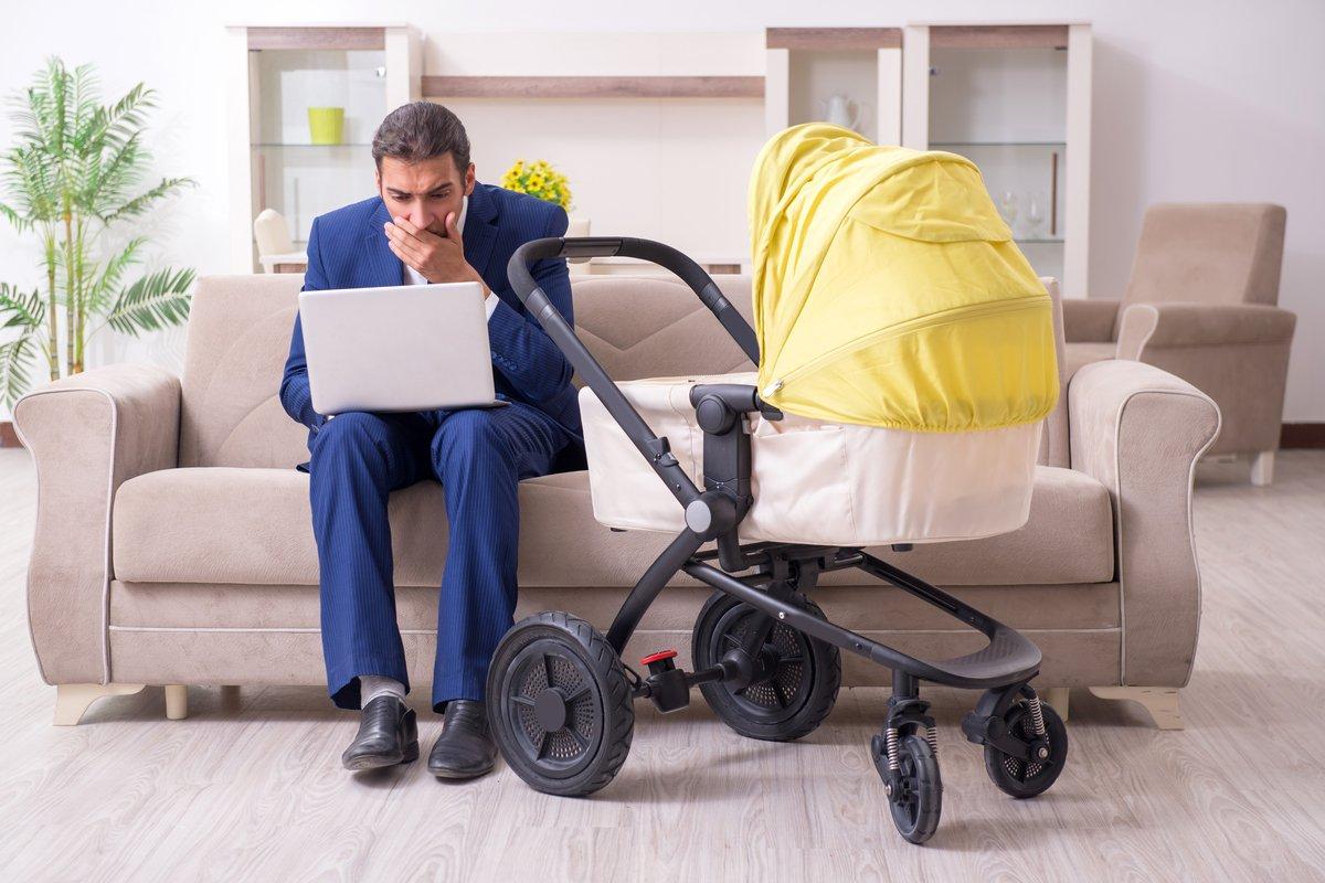 【在宅勤務の夫に家事・育児を任せてみたら】衝撃場面、あなたは笑える?