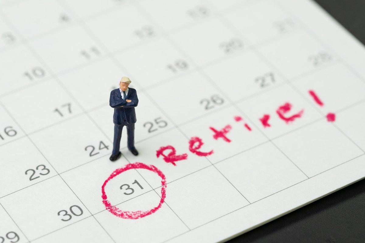 退職金2000万円、何年勤めればもらえるのか