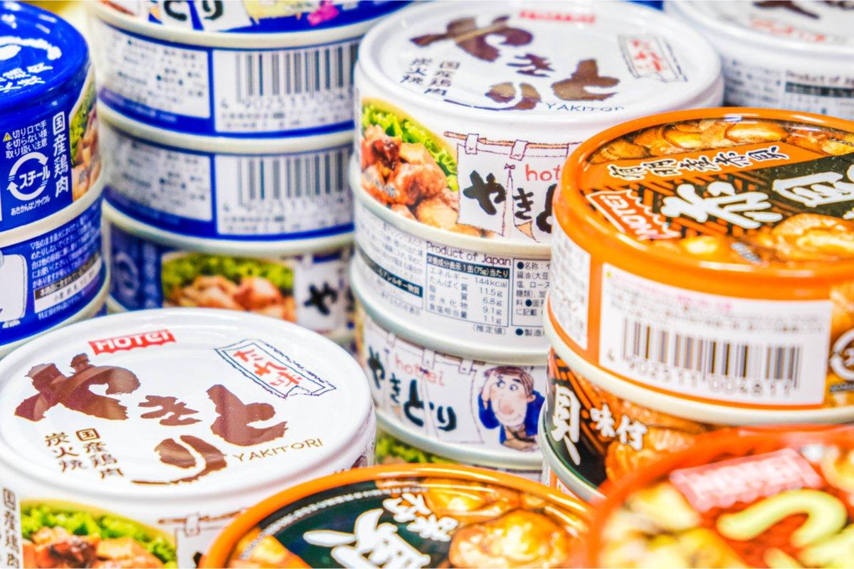 【水産・畜産・果実】さば缶より人気!?今売れている「缶詰」TOP3