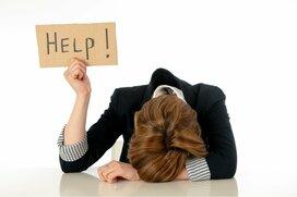 「もうウンザリ!」心をむしばむ仕事のストレス、その原因を探る。