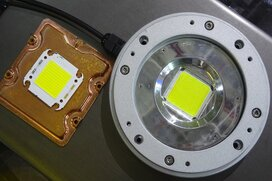LED売上ランキング、首位の日亜に迫る独オスラム