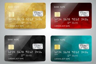 クレジットカードの契約数はどのくらい?年齢、性別でみる構成比