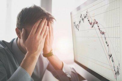 暴落の日本株、今年の下落率はどのくらいか?