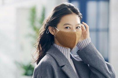 ジーユーついに「高機能のおしゃれマスク」発売。16色展開に小顔効果と早くも話題に
