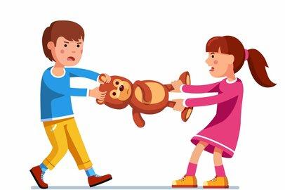 「やられたら、やりかえす」は正しいの?子ども同士のトラブル、親が子どもにできること