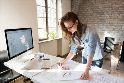 女性の一級建築士の給料はどのくらいか