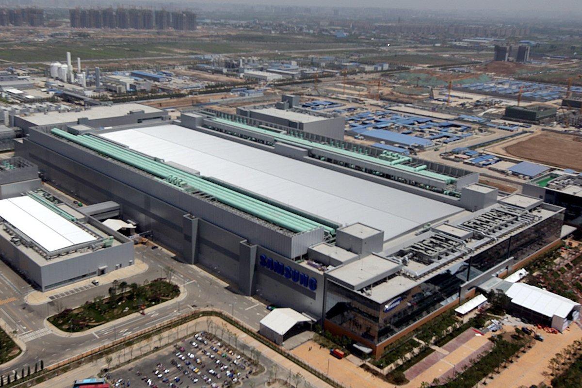 増強投資を続ける韓国半導体~微細化で中国勢引き離しへ