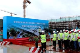 半導体製造装置出荷額、四半期ベースで中国が初の首位