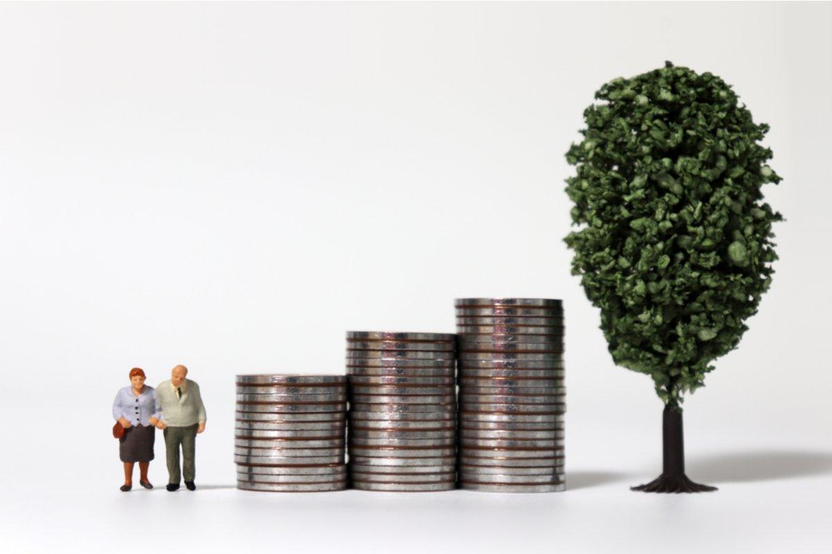 65歳以上「みんなの貯蓄額」無職世帯の平均はいくらか