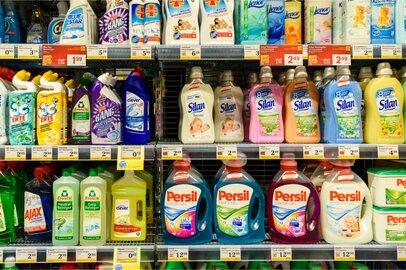 台所用漂白剤が65円⁈見逃しがちな業務スーパーの高コスパ洗剤13選