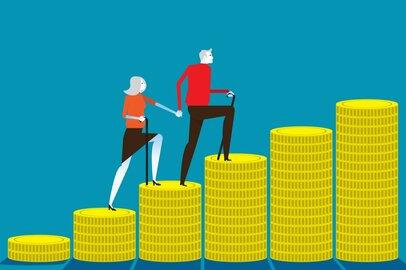 国民年金と厚生年金「みんなの受取額」はどのくらいか