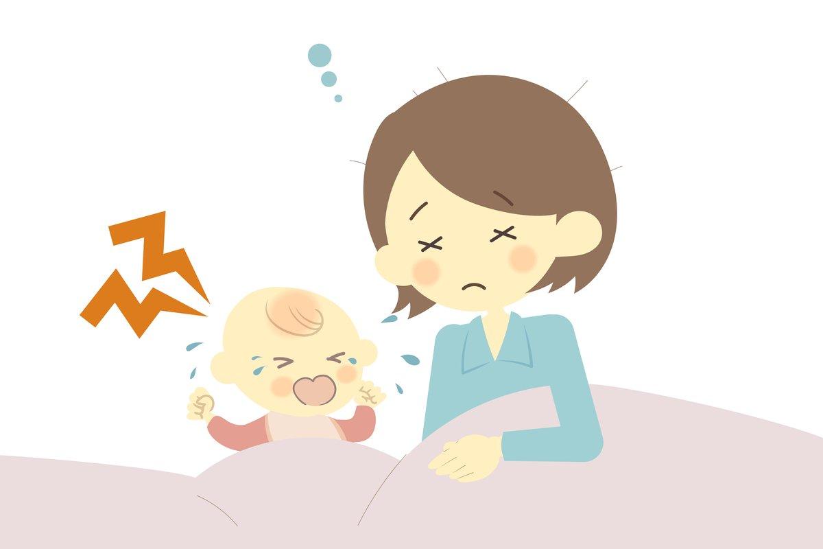 おむつも替え、ミルク、温度調整してるのに「なぜ泣くの?」いつまで続く?行き詰まる母の気持ち