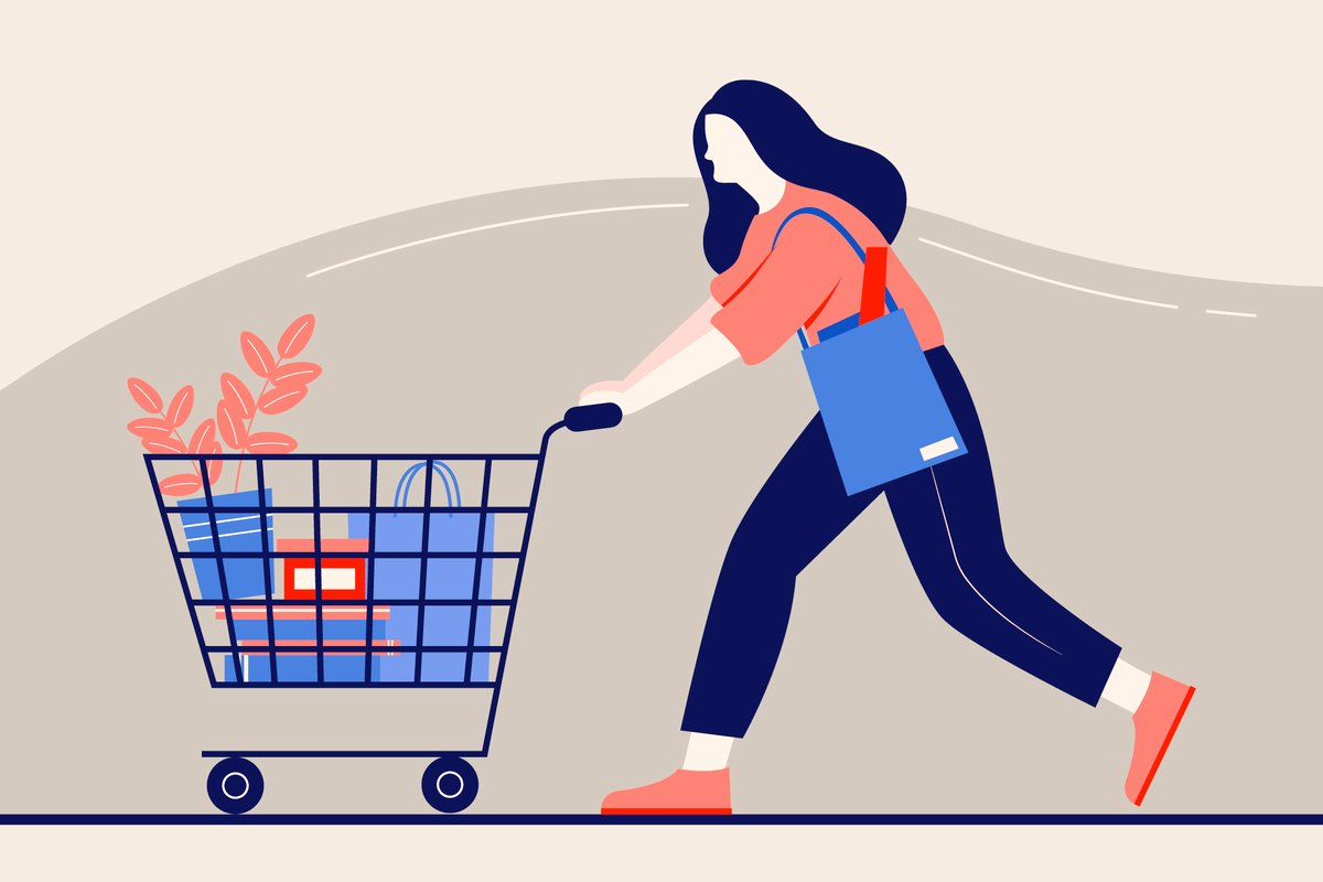 つい買いすぎて「食べ物がムダに」「家がゴチャゴチャ」…そんな主婦の理由とは?
