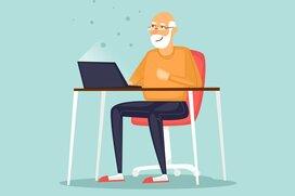働き続ける人は増加傾向?働くシニアの年金受給額は、どれくらいか