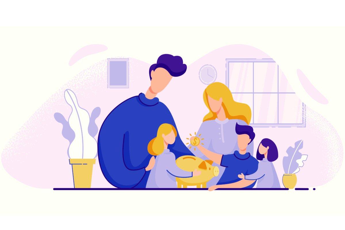 年収400万円台「ふつうの家庭」が貯蓄を増やす4つのコツ