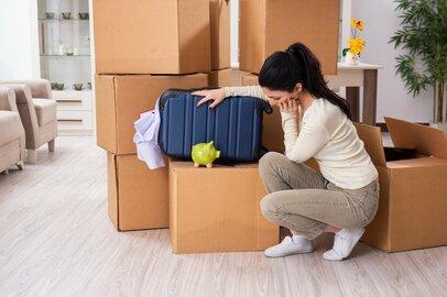 引っ越し後、心が折れる「荷解き」ズボラな人こそおすすめの3ステップ