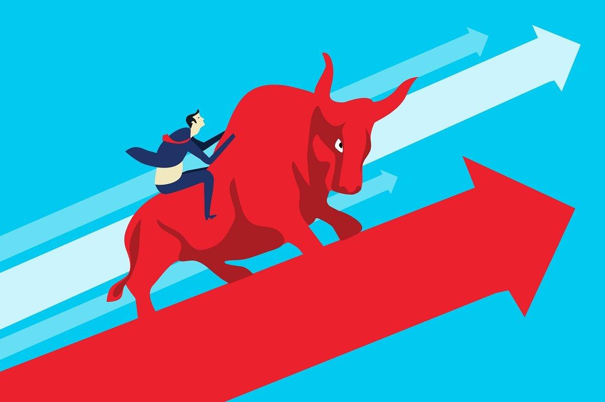 株式相場のハイペースな上昇が続く! 乗り遅れ組に贈る5つの相場格言