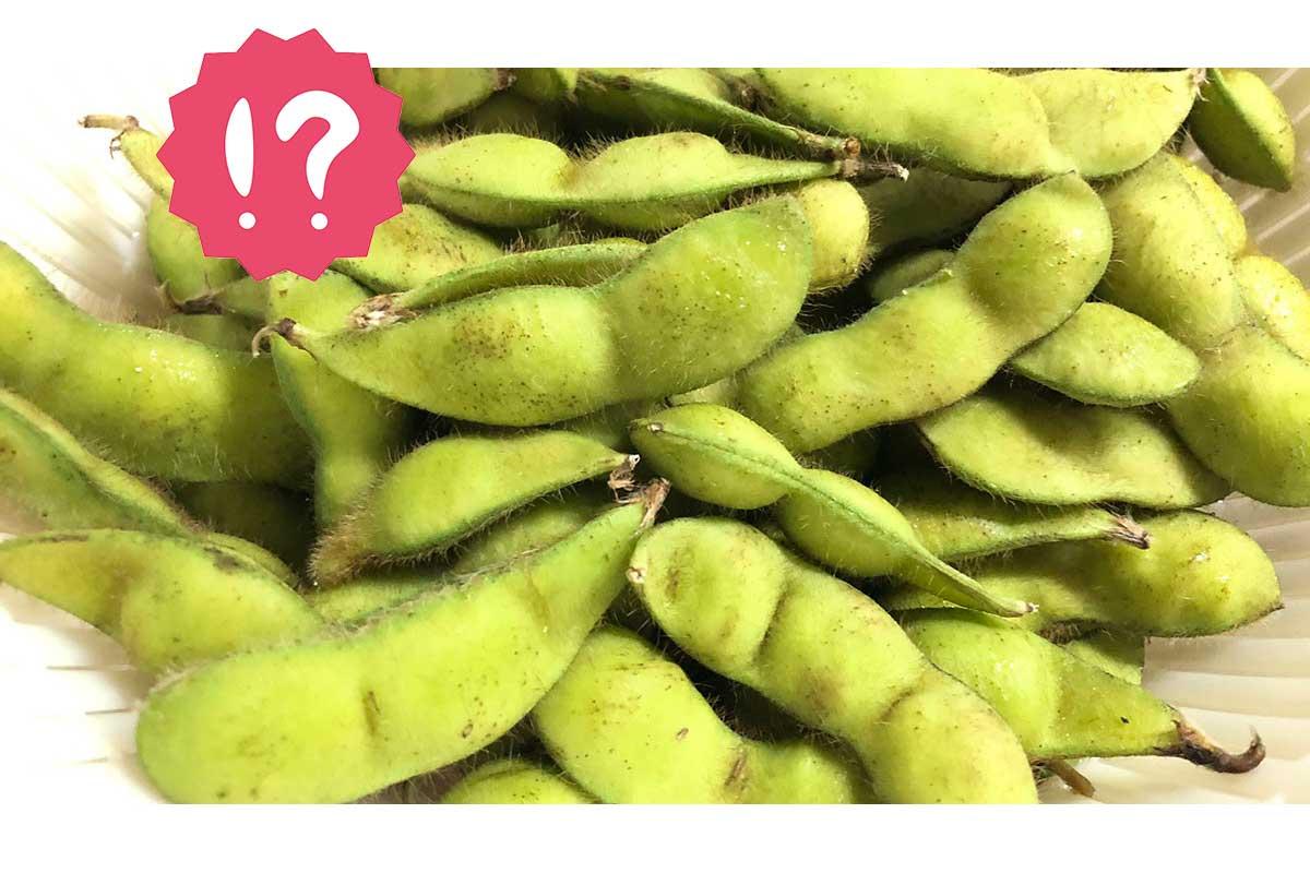 ツイッターで話題の【枝豆みそ汁】レシピ、さやごと入れる豪快さが魅力!どんな味?作り方は?