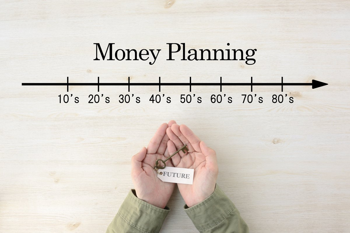 働き盛り50代。定年前に貯蓄1000万円で老後は安心か