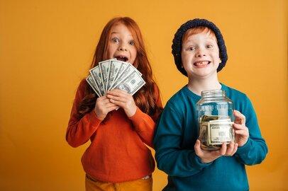 お年玉を貯金する子も要注意?お年玉で「お金の管理力」を育てるコツ