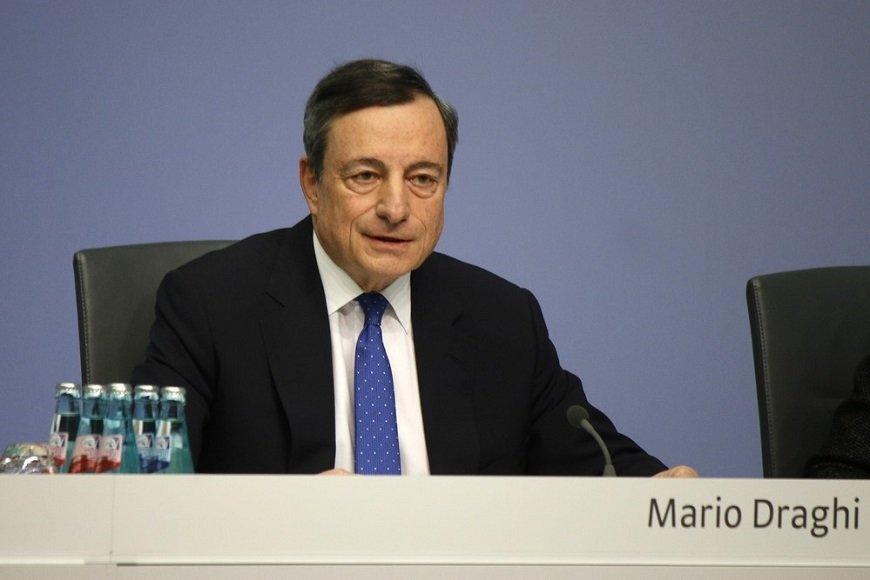 上昇鈍いインフレ率、ドラギ総裁の回答