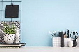 IKEAで叶うデスク周り整頓術「5799円有孔ボード」で在宅ワーク効率化