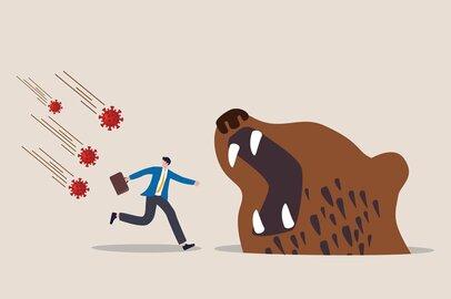 """「コロナショックをどう乗り越える?」投資の先輩は""""リーマン時""""にどう動いたのか"""