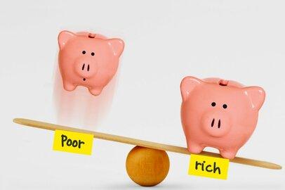 60代の貯蓄事情「ここから始まる、老老格差」