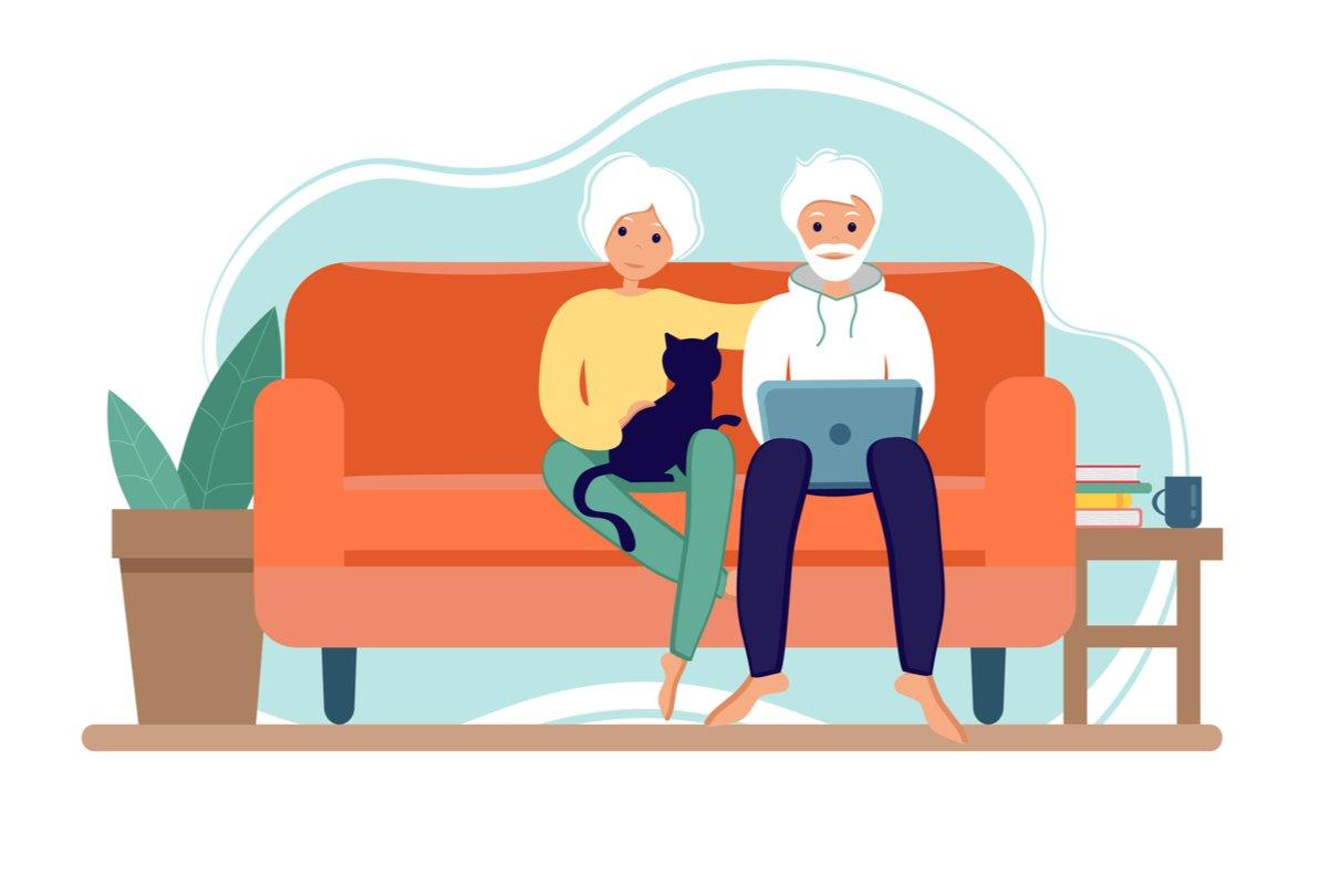 年金生活中の60代、貯蓄はどれくらいあるか
