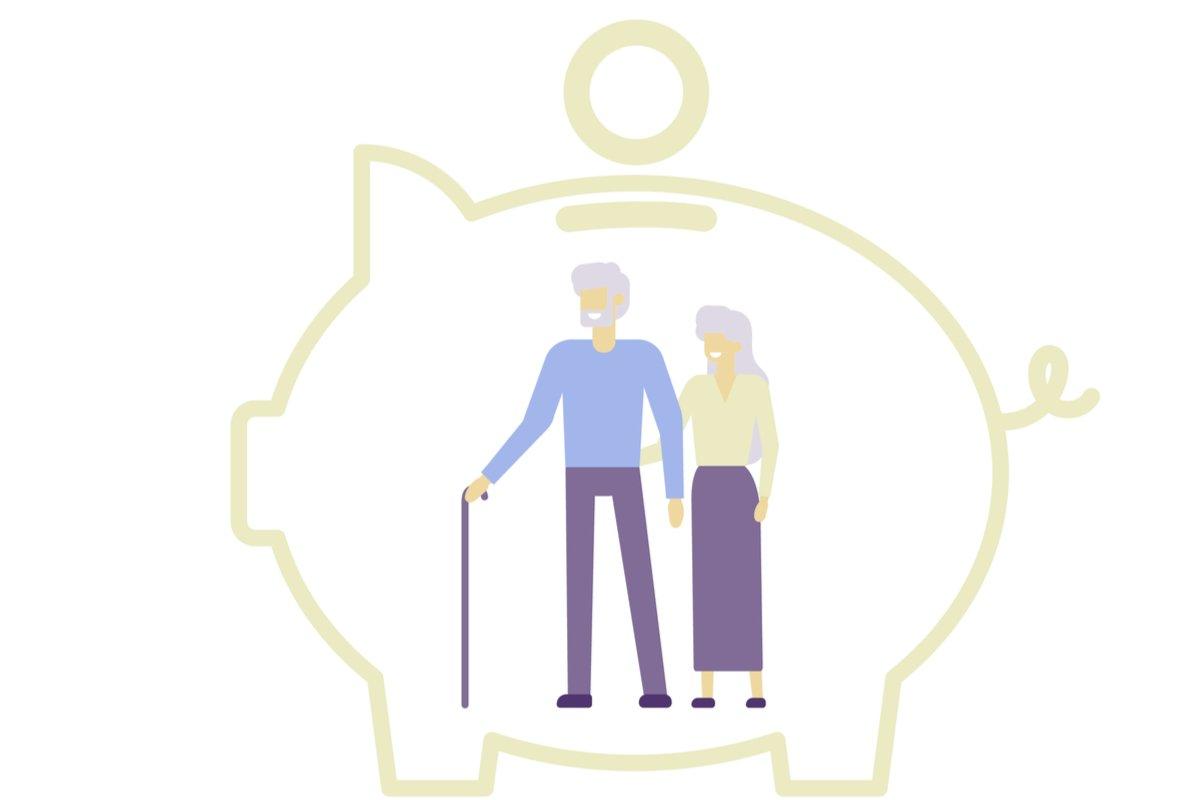 65歳以上・無職世帯「老後の貯金」平均2000万円あるか