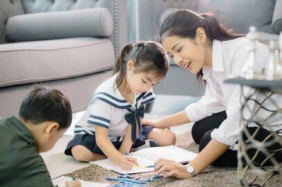 外出自粛で子どもたちに起きた意外な変化。あなたの家はどうですか?