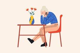 コロナでため息が増加⁉老後の不安「お金」「介護」を抑えて1位とは