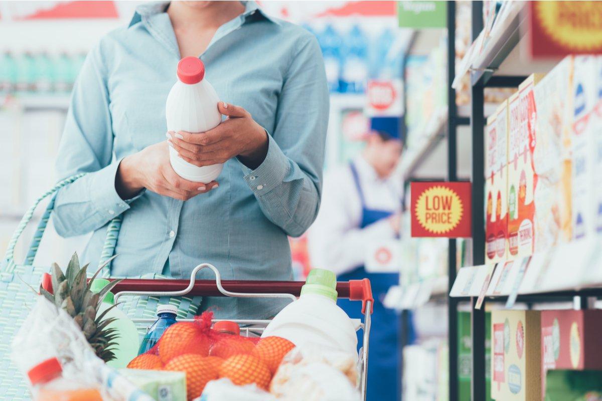 コロナの影響で食費がアップ!もっとも購入された食料品とは?