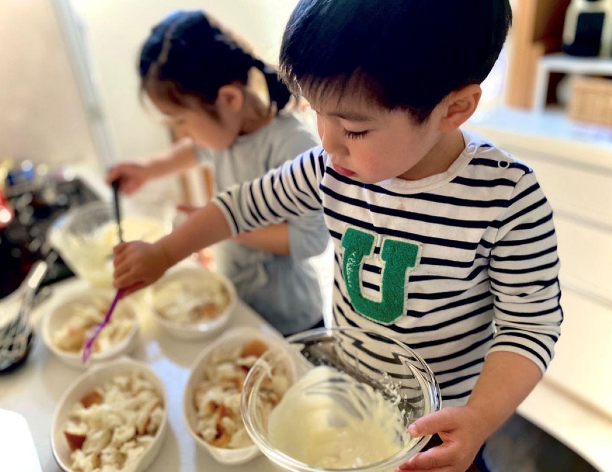 休校&テレワークで親子イライラ?じつは、大きなメリット「親子料理」のコツ